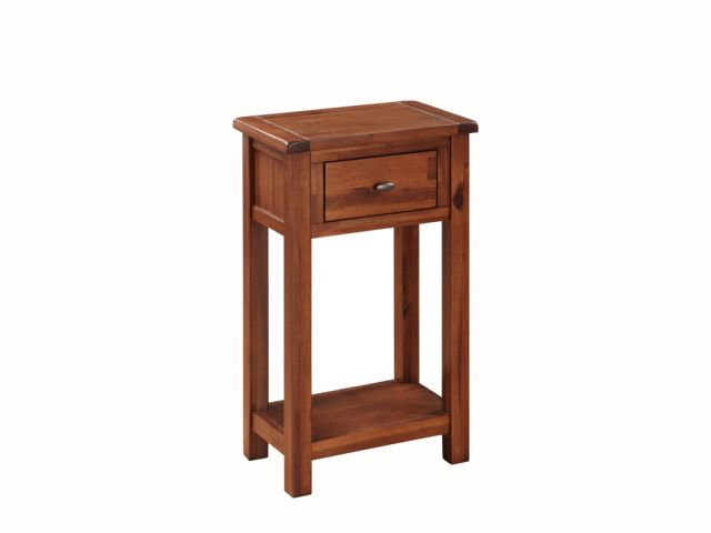 Essentials Acacia Medium Hall Table