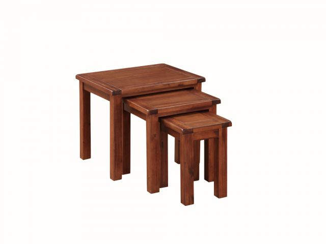 Essentials Acacia Nest of Tables