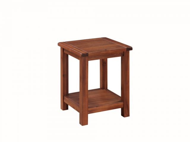 Essentials Acacia End Table