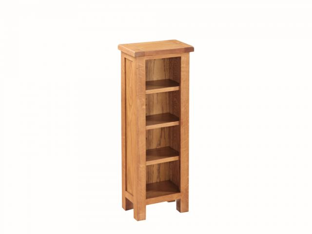Essentials Country Oak DVD Stand