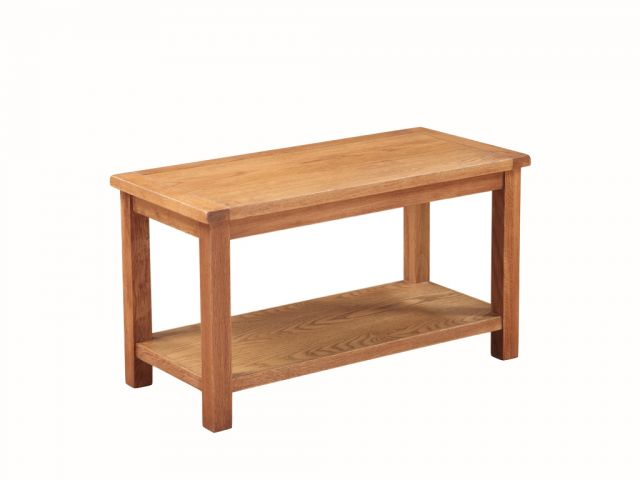 Essentials Country Oak Coffee Table