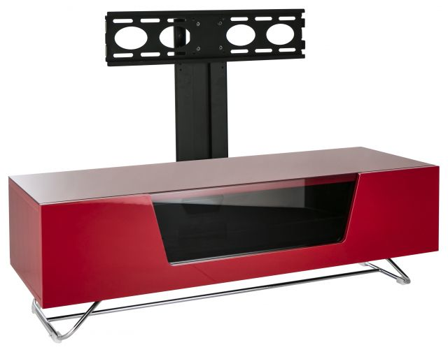 Chromium Cab 1200 with Bracket - Red