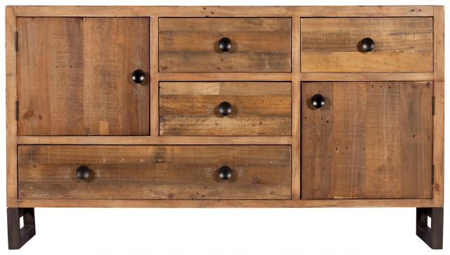 Hardware - Wide Sideboard