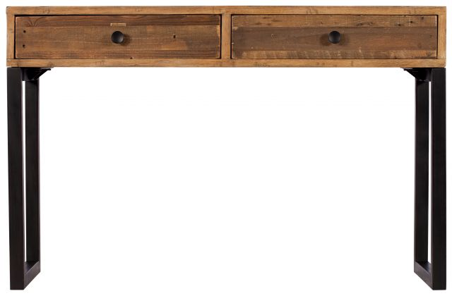 Hardwear - 2 Drawer Console Table
