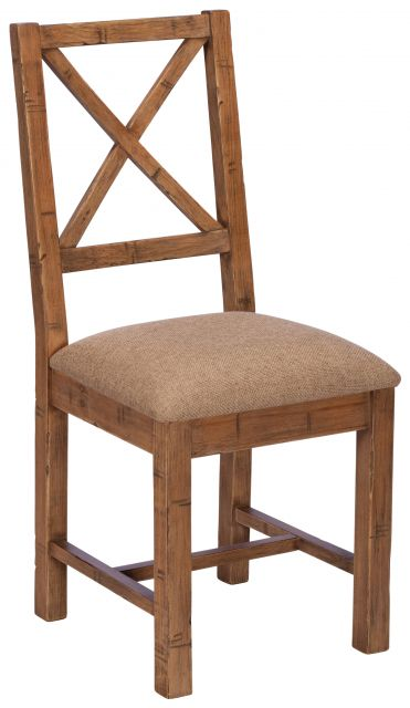 Hardware - Cross Back Chair Uph Seat