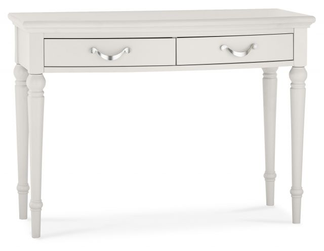 Chateau Painted - Dressing Table  Soft Grey Finish