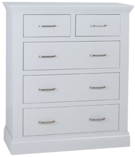 Coelo Full Painted 3+2 Chest of Drawers