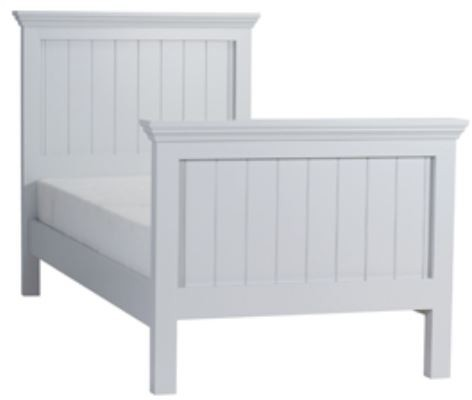 Coelo Full Painted Single Panel Bed HFE