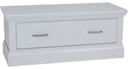 Coelo Full Painted Small Blanket Chest