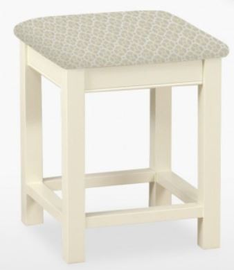 Coelo Full Painted Bedroom Stool Superior Seat