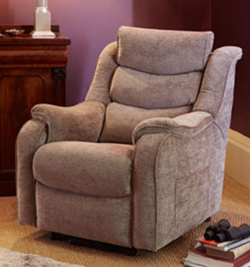 Denver Small Armchair A Fabric
