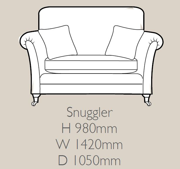 Glasgow - Snuggler F Fabric