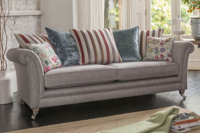 Perth - 2 Seater Sofa F Fabric