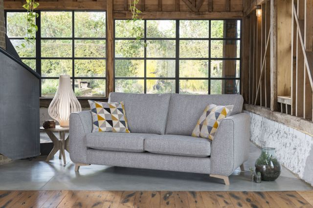 Eindhoven Classic Back - 3 Seater Sofa B Fabric