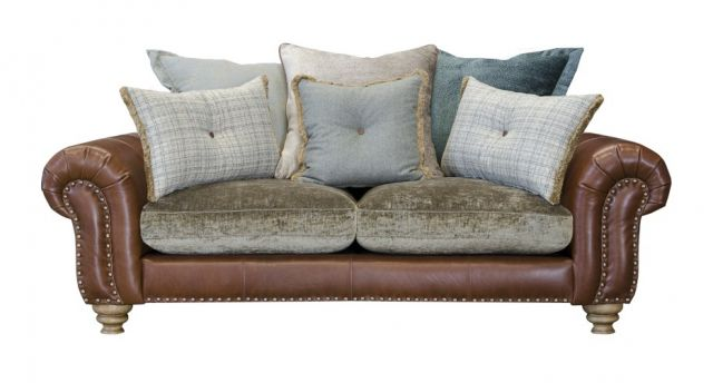 Bloomsbury - Small Sofa Pillowback Cushions