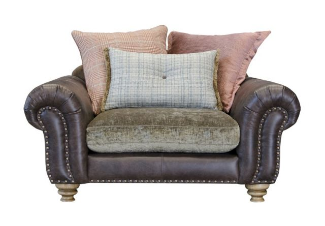 Bloomsbury - Snuggler Chair Pillowback Cushions