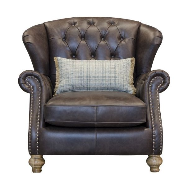 Bloomsbury - Wing Chair