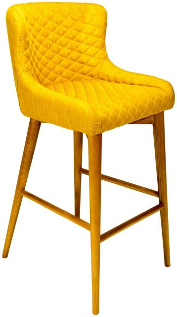 Nancy Bar Stool - Saffron
