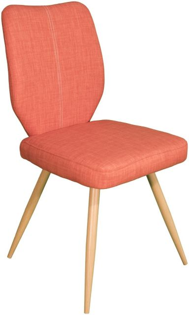 Bella Dining Chair - Orange