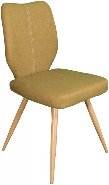 Bella Dining Chair - Green