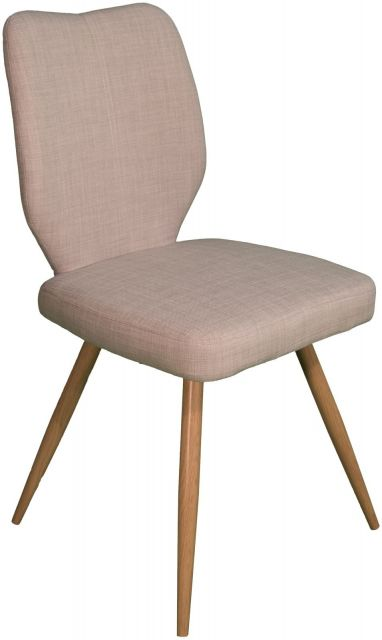 Bella Dining Chair - Ivory