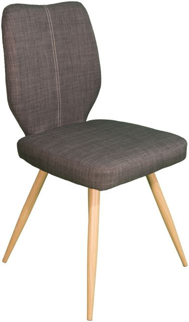 Bella Dining Chair - Slate