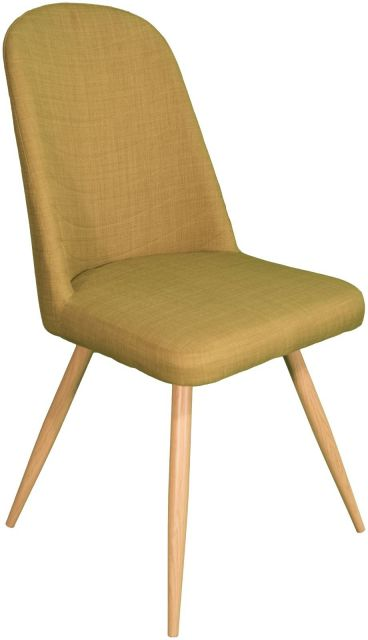 Cameo Dining Chair Green