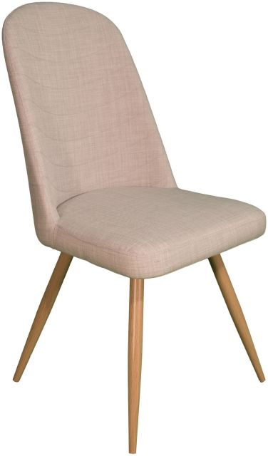 Cameo Dining Chair Ivory