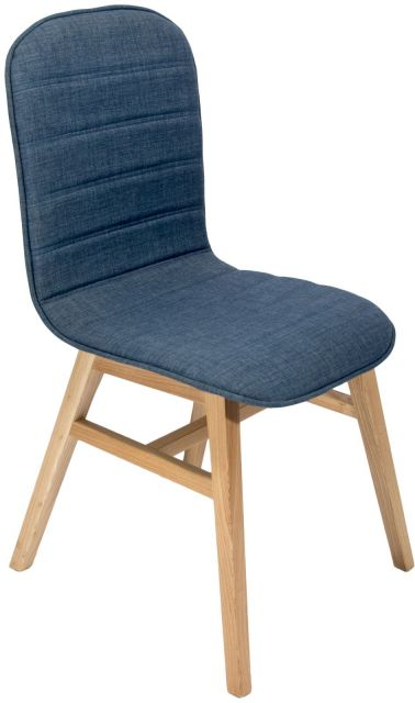 Conrad Dining Chair Colbalt