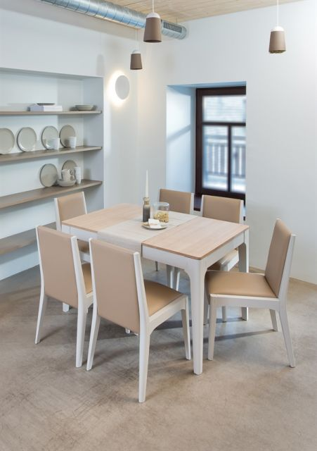 Mia Dining Lucy Dining Chair - Leather