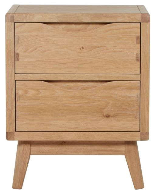 Linear Bedroom Bedside Cabinet