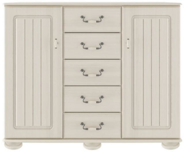 Signature Cream Combi Chest
