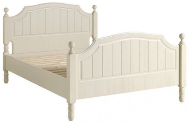Signature Cream 5 Ft Bedframe