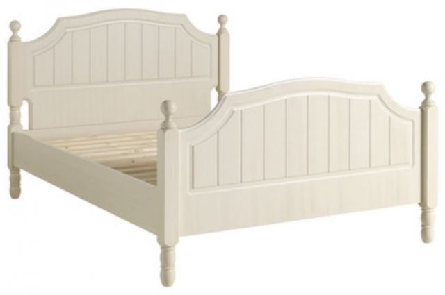 Signature Cream 4 Ft 6 Bedframe
