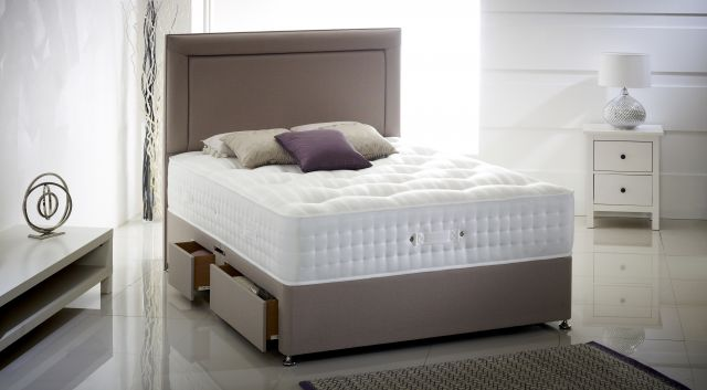 Maxim 1000 Natural Ortho 90cm Mattress Only