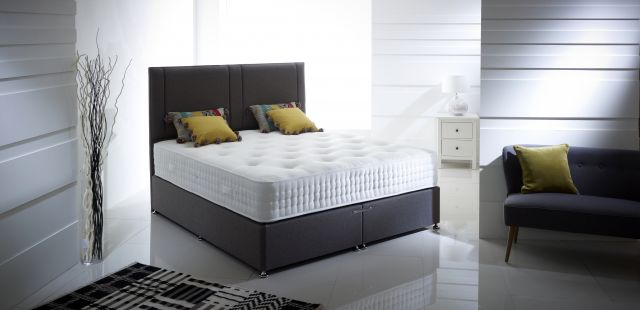 Pullman 2000 Natural 90cm Mattress Only