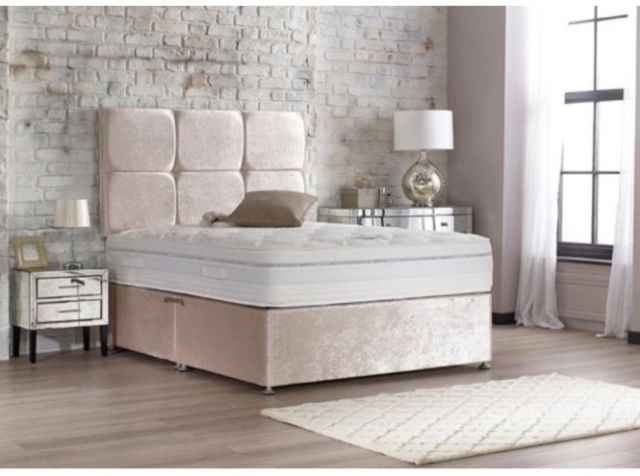 Harmony 1000 150cm 2 Drawer Divan Set