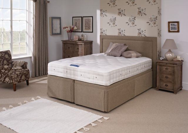 New Orthocare 6 120cm Hideaway Divan Set