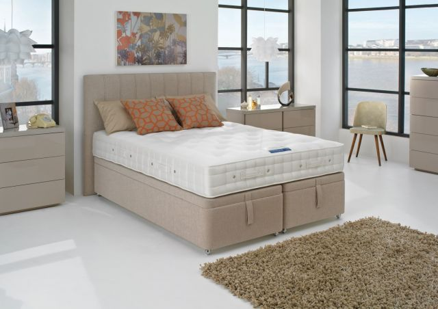 New Orthocare 8 180cm Mattress Zip & Link