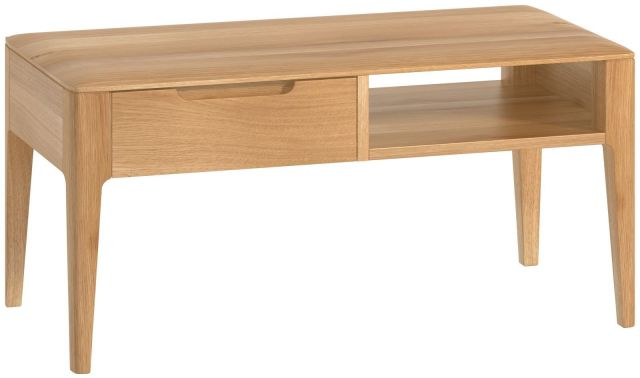 Aspire Dining Coffee Table With Drawer