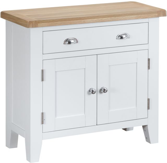Padstow White Small Sideboard