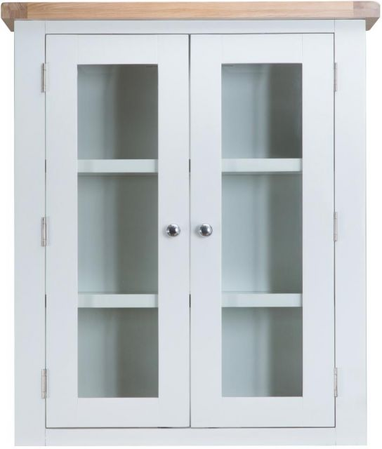 Padstow White Small Hutch