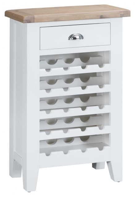 Padstow White Wine Cabinet