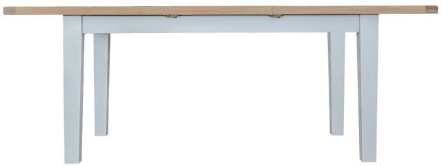Padstow Grey 1.6m Butterfly Table