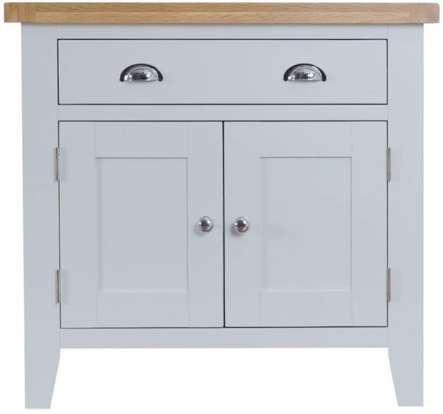 Padstow Grey Small Sideboard