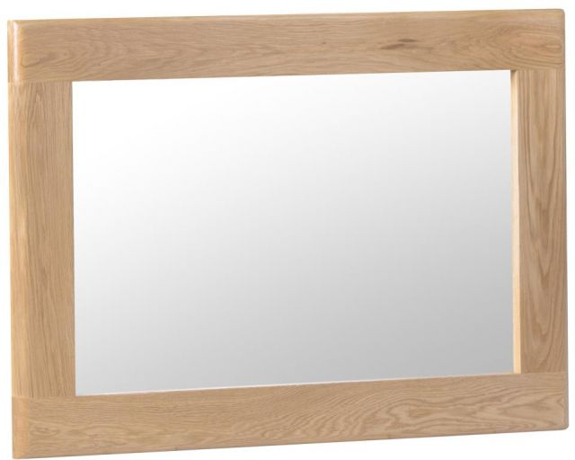 Delta Bedroom Small Wall Mirror