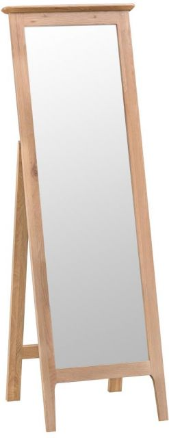 Delta Bedroom Cheval Mirror