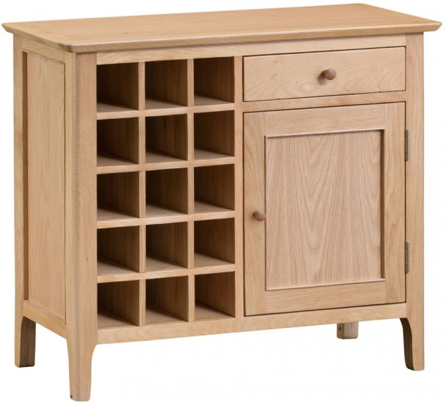Delta Dining Wine Cabinet