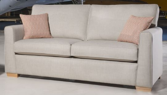 Studio 3 Seater Sofa BedPocket Sprung Cover - Special Edition