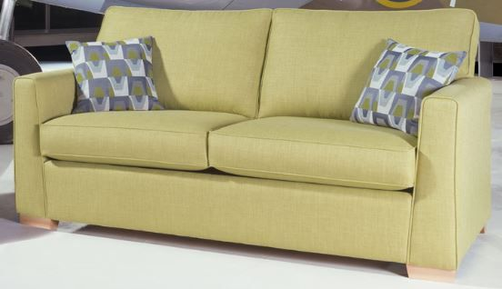 Studio 2 Seater Sofa Bed Pocket Sprung Cover - Special Edition